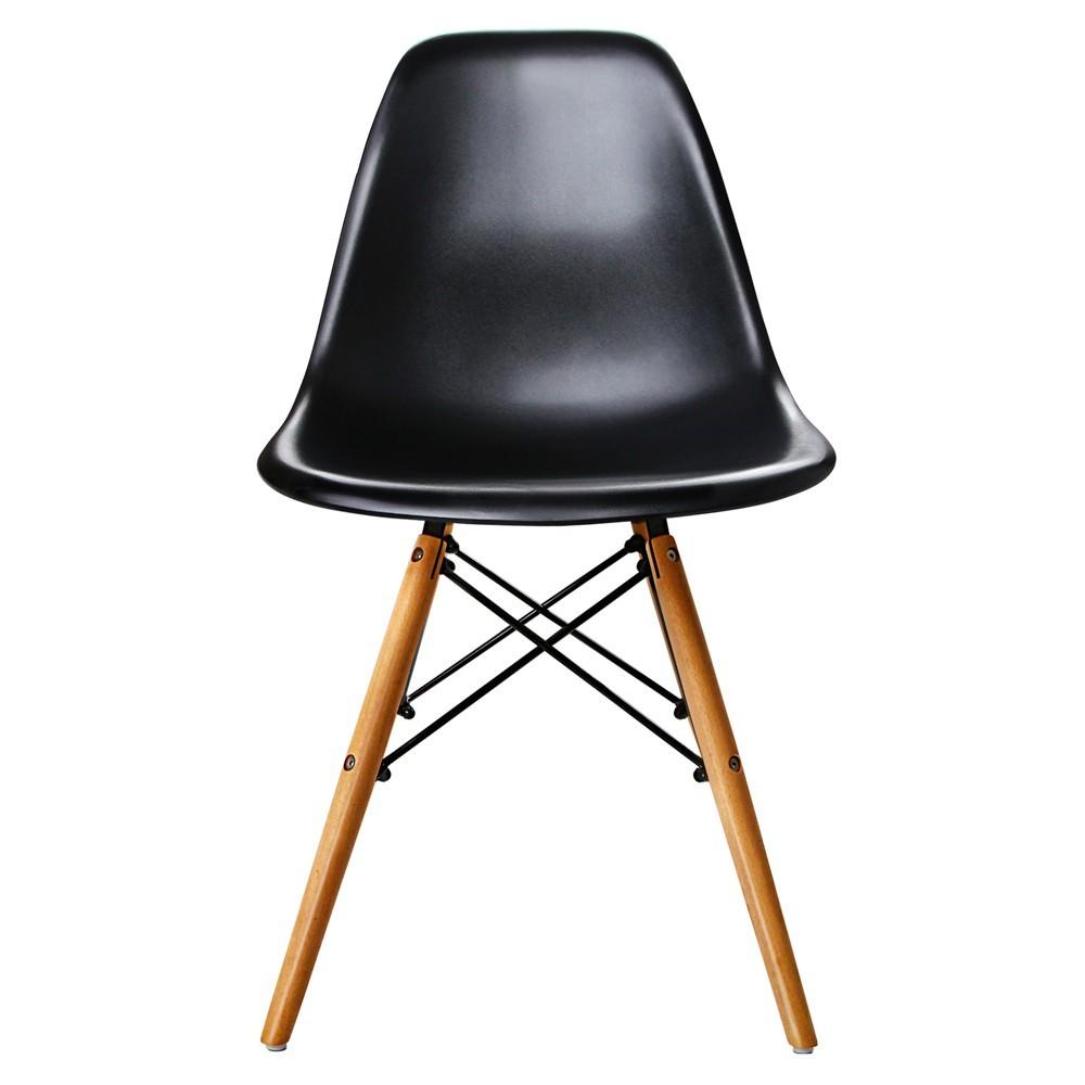 Expo eames chair black for Pop furniture eames erfahrung
