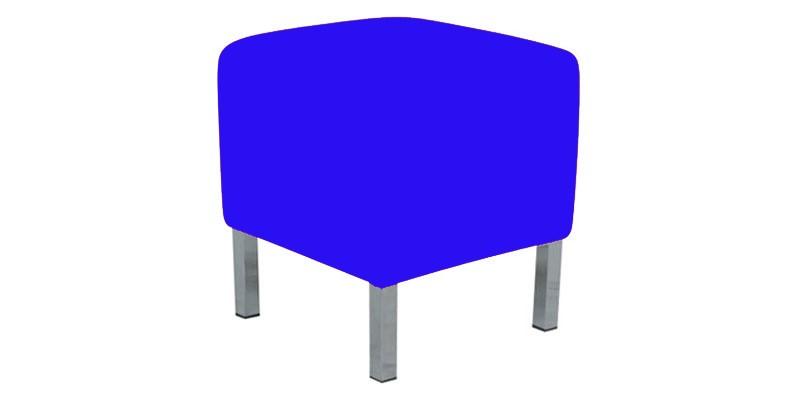 Small Ottoman Lounge - Blue