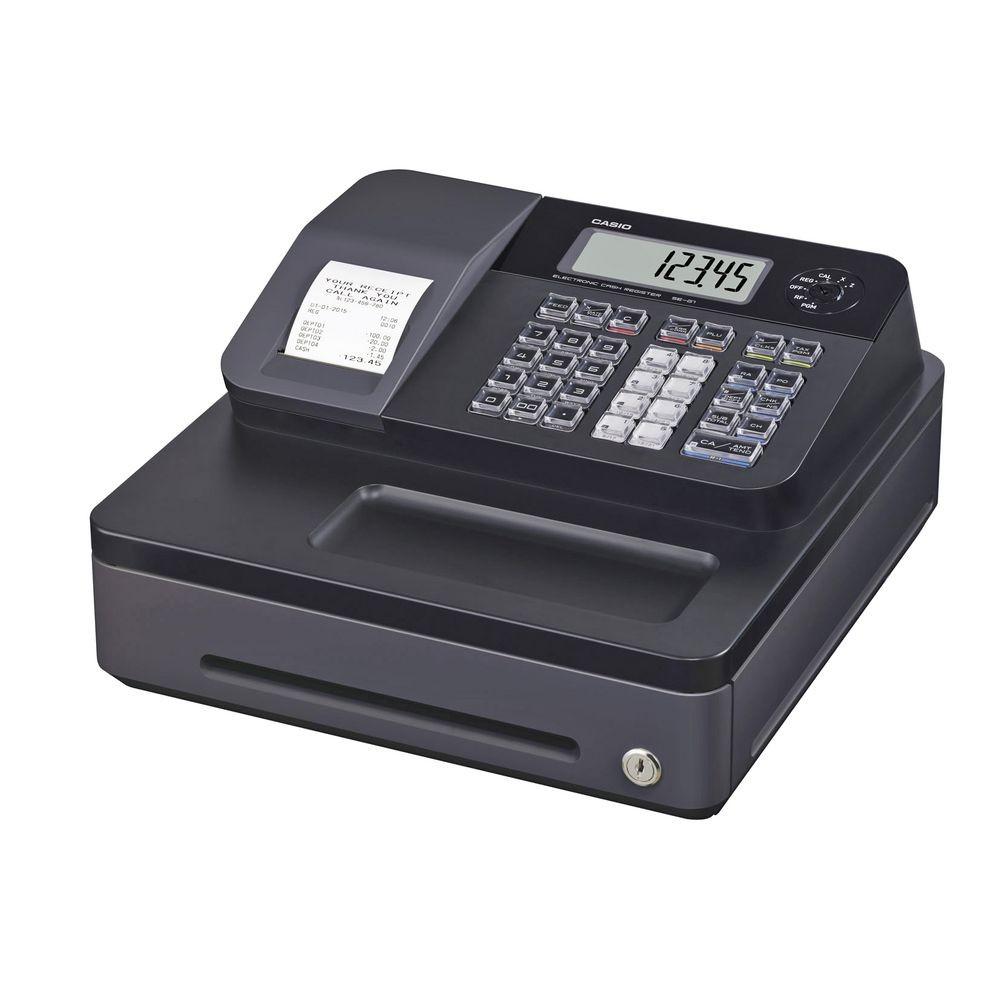 CASIO CASH REGISTER with Draw