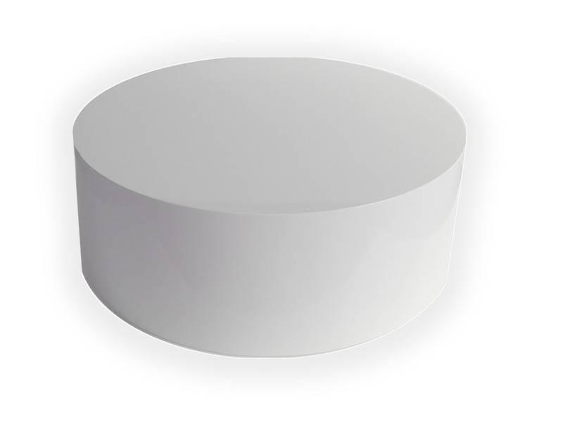 High Gloss Designer Coffee Table (Hi-gloss black)