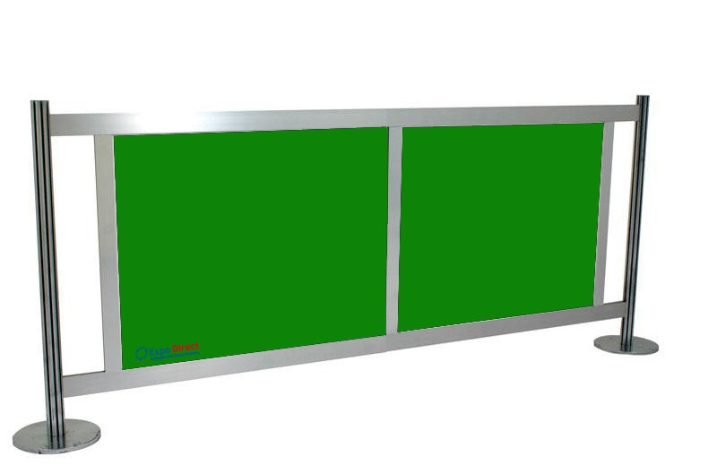 GAP Barrier Fencing - Green