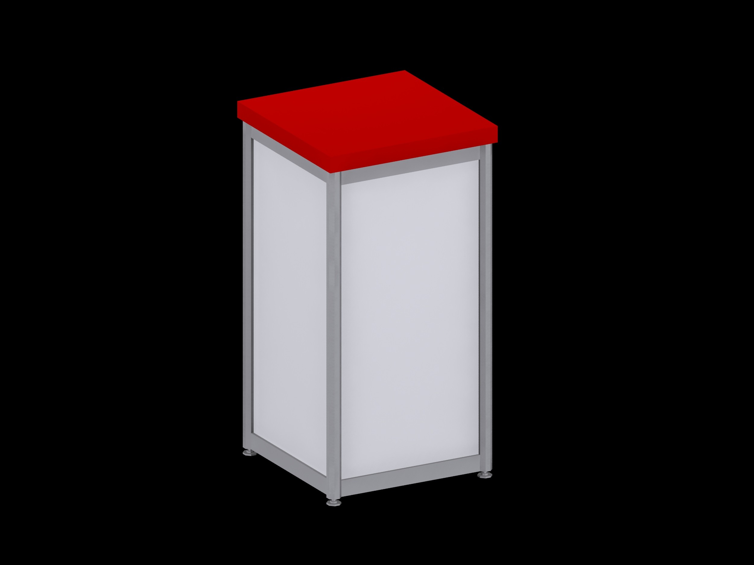 Deluxe Expo Display Module - Red