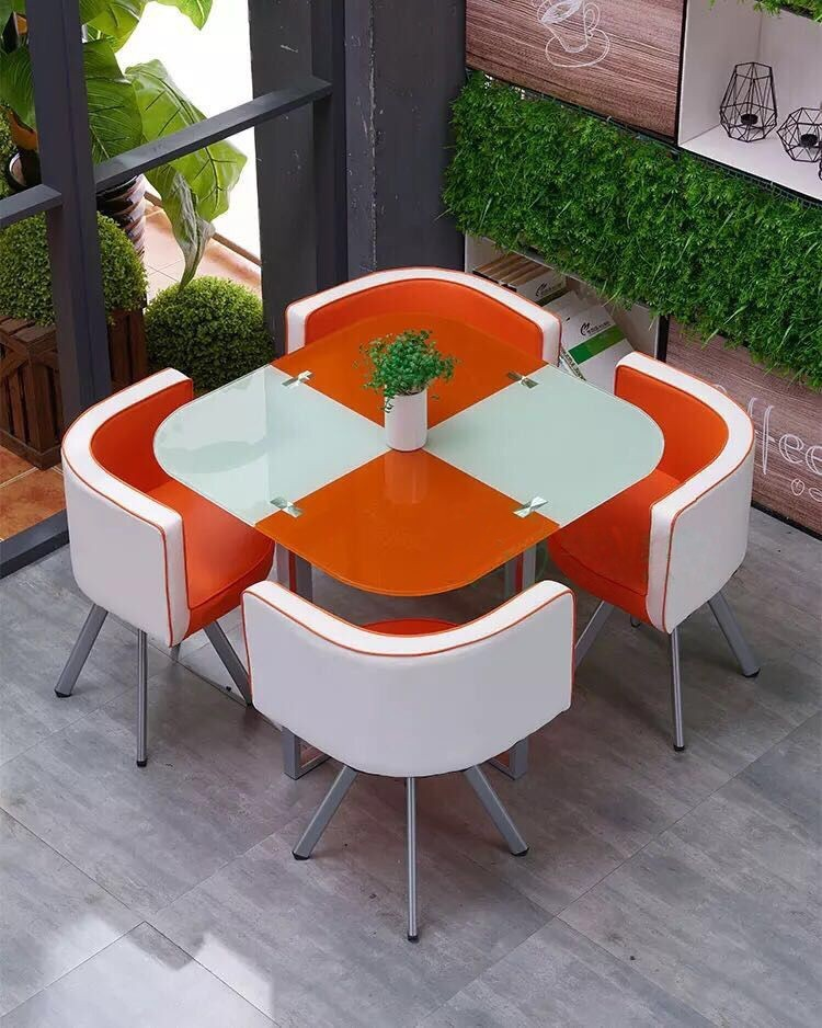 Colour style seating - Style Orange