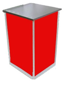Expo Display Module - Red