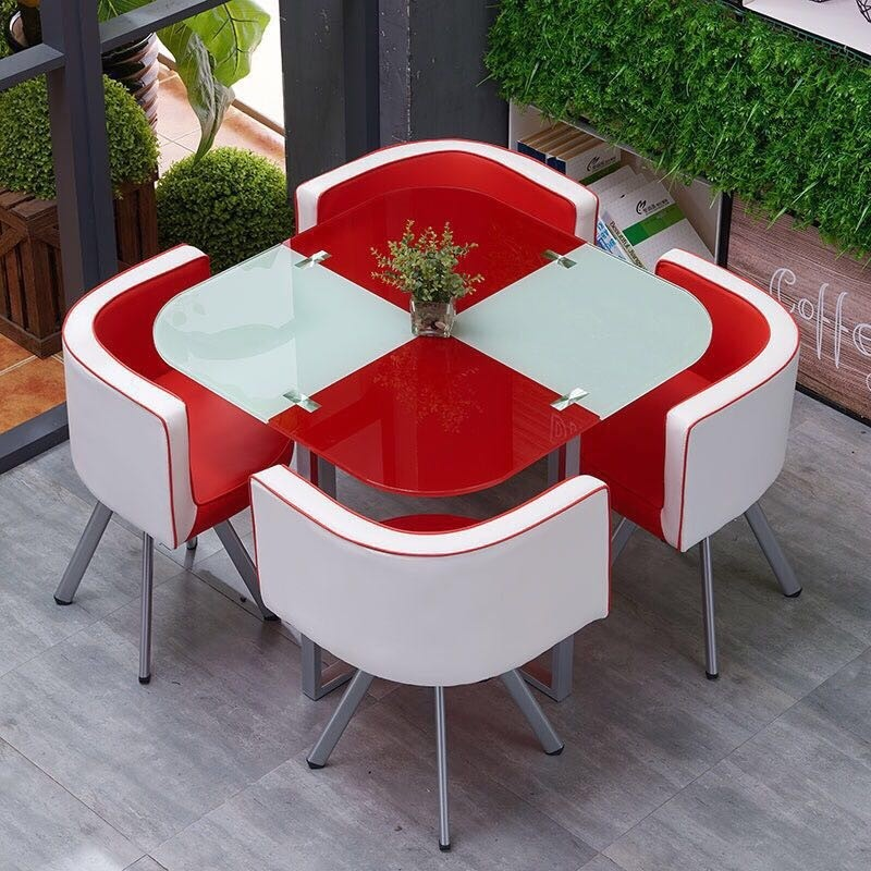 Colour style seating - Style Red