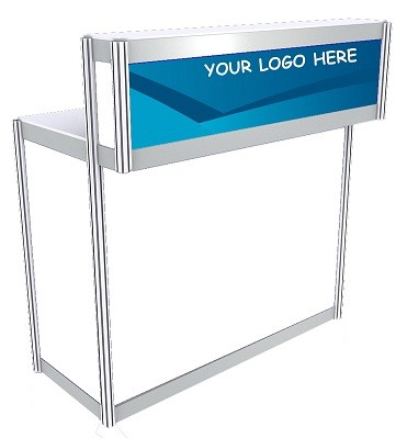 Digital Print Panel For Top Registration Counter