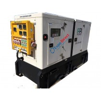 PR Power 100 kVA  Three Phase Diesel Generator