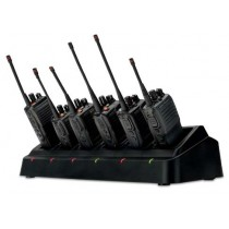 Vertex Standard VX-410 Two Way Radios - 6 Pack
