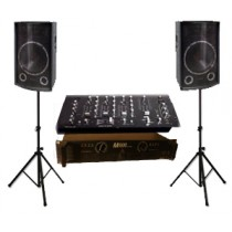 The Pro Plus Seminar \ Conference Sound System (up to 250 people)