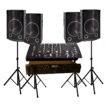 The Super Pro Plus Seminar \ Conference Sound System  (up to 500 people)