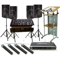 The Super Pro Plus Sound Seminar \ Conference Pack.