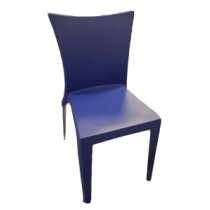 Fineline Arrmet Chair - Blue