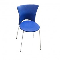 Fineline Chair - Blue