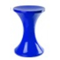 Retro Arcade stool - Blue