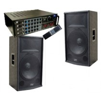 The DJ Super Seminar / Conference Sound System