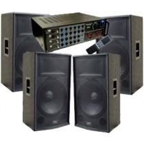 The DJ Super Plus Seminar / Conference Sound System