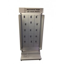 Double Sided Mobile Display Stand (Free Standing)