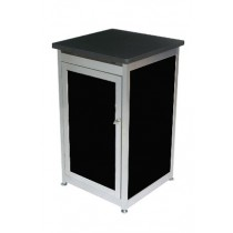 Lockable Expo Display Module - Black