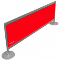 Barrier Fencing - Red