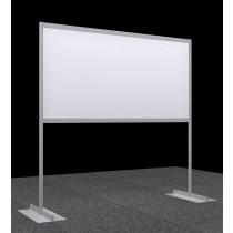 Display panel / Poster board - horizontal