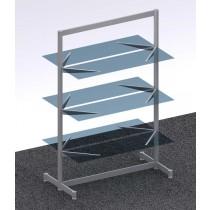 Free Standing Octa Shelf Pod