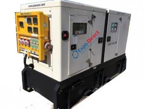 PR Power 100 kVA  Three Phase Diesel Generator