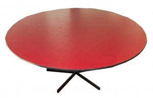 Function room round table 1500x1500mm
