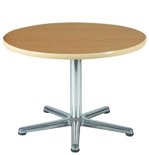 Timber Bronte Table - Round Shaped