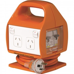 HPM 10AMP Electresafe Power Centre