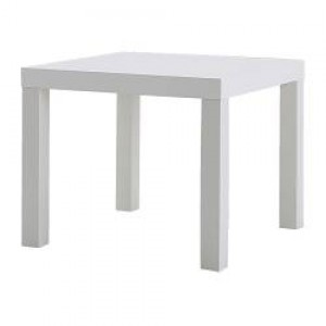 Bronte Square Coffee Table - White