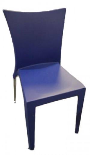 Fineline Arrmet Chair - Blue