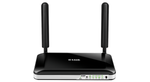 4G LTE VoIP Router with SIM Card Slot for internet access