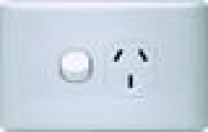 10 Amp power point  (2400 Watts)