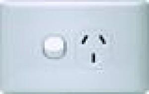 15 Amp power point  (3600 Watts)