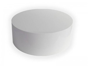 High Gloss Designer Coffee Table (Hi-gloss white)