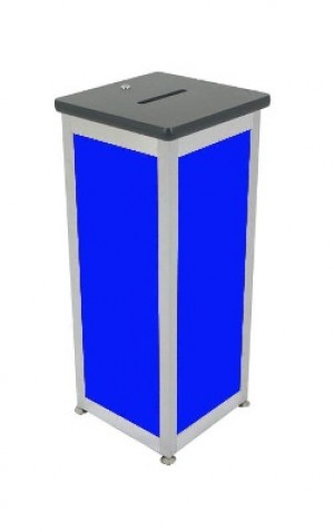 Draw \ Entry Box - Blue