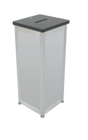 Draw \ Entry Box - Silver (Gray)