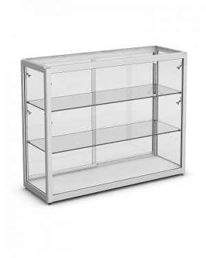 Full Glass Display Cabinet /  Showcase Counter