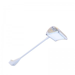 20w LED Flood light on telescopic arm (Equivalent to 200W halogen lamp)