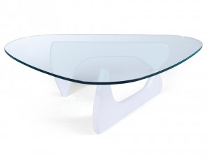 Noguchi White Coffee Table - Modern Classic Furniture