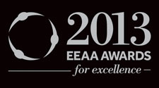 Winners of the  EEAA award for excellence!