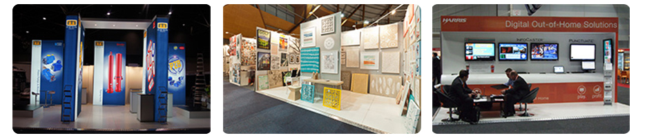 Custom Trade Shows Stands Design, Rent and Hire