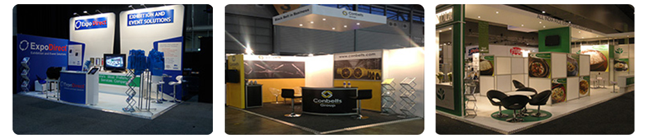 Custom Exhibition Stands Design & Hire