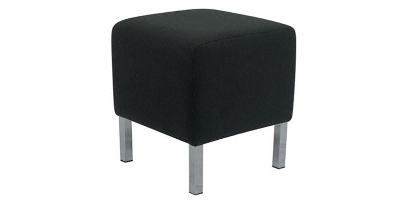 Small Ottoman Lounge - Black