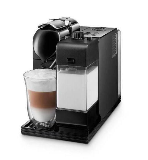 Delonghi - Nespresso Lattissima Automatic coffee machine + 60 capsules