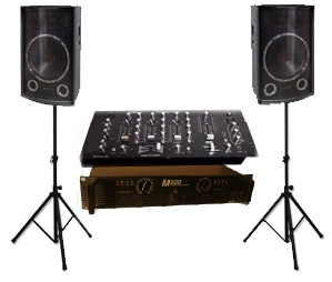 The Pro Seminar \ Conference Sound System (up to 100 people)