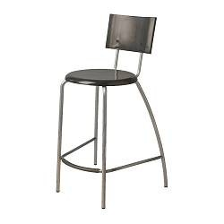 Expo Bar stool - Black