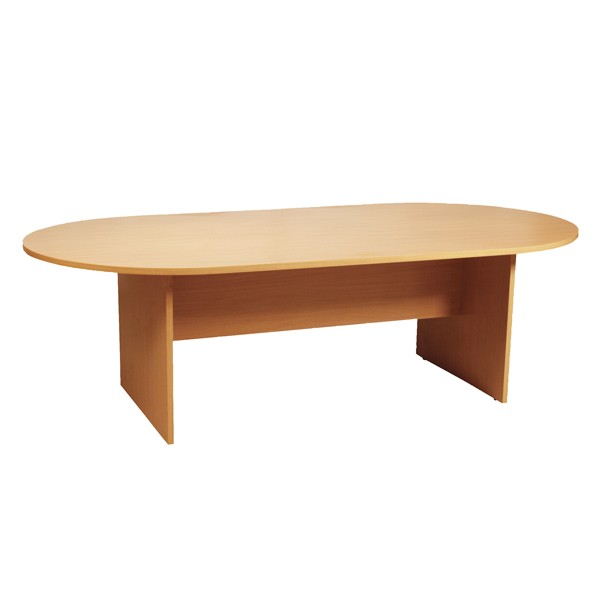 Bronte Boardroom Table - Beech