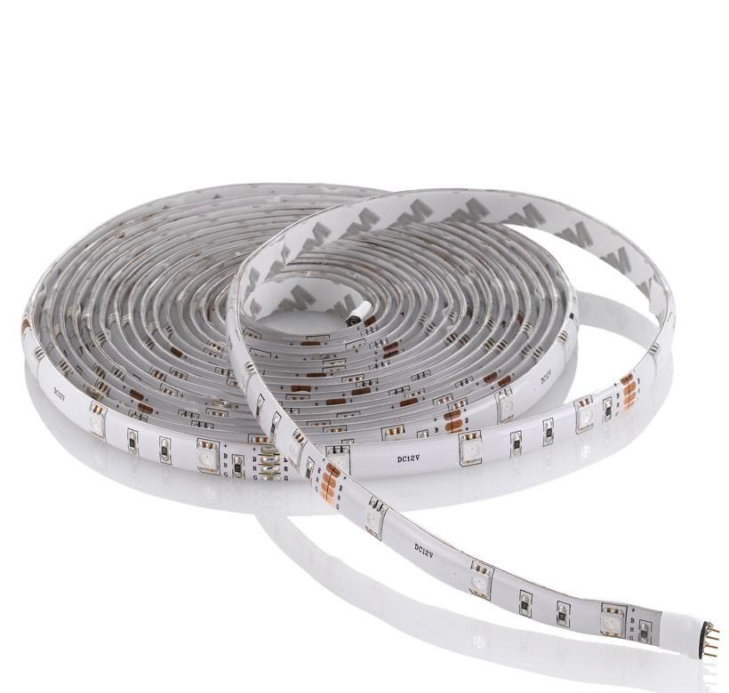 Colour RGB LED strip lights