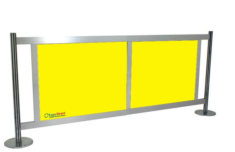 GAP Barrier Fencing - Yellow